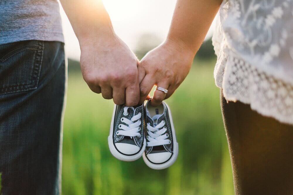 Natuerliche Verhuetung nach der Geburt und in der Stillzeit
