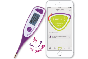 Bluetooth-Thermometer mySense