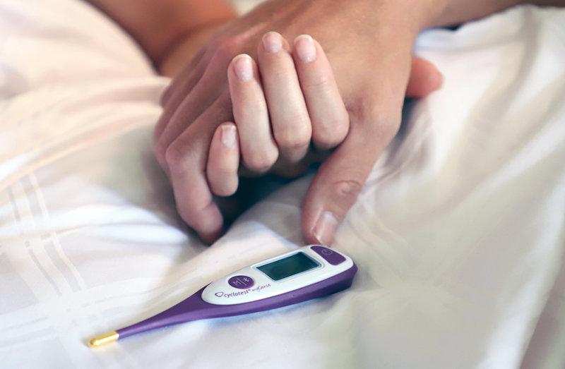 Bluetooth-Thermometer mySense